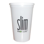 Shaker Cup SLIM - Make Life Better (500ml)
